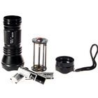 Wolf-Eyes M300 Xenon Tactical Flashlight Kit (400LM/70Min)