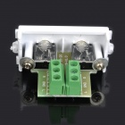 Dual 3.5mm Jacks Earphone & Microphone Module