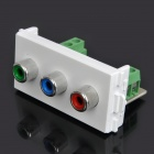 Wall Mount Component Video Module Module