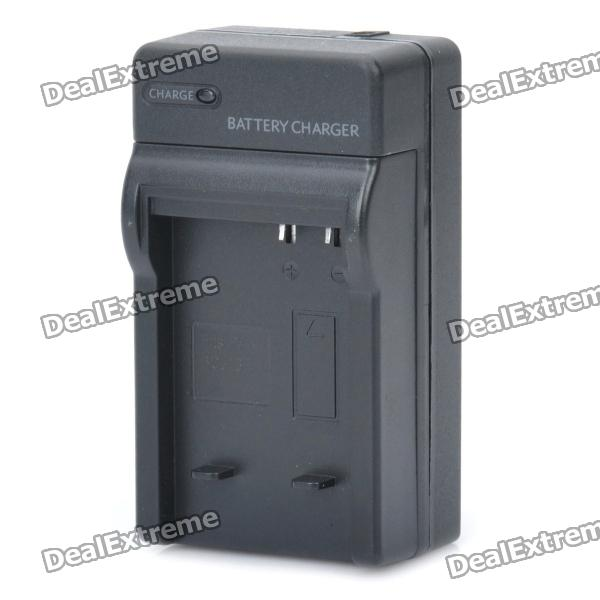 100-240V Digital Camera Emergency Charger For PANASONIC BCJ13 - Black