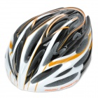 Cool Sports Cycling Helmet - Black + White