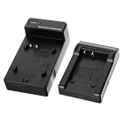 AC Battery Charger Cradle for Panasonic BCG10 Digital Camera Battery (100~240V)
