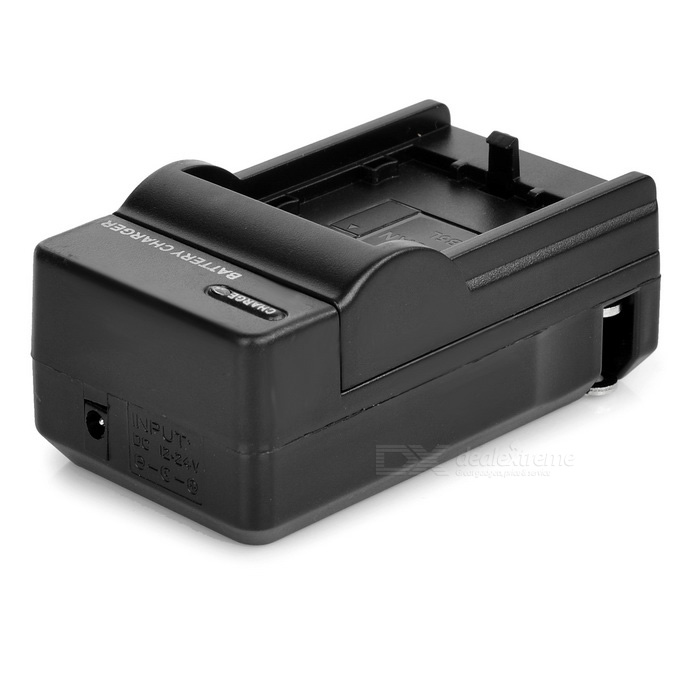Ac Battery Charger Cradle For Canon Nb 5l Digital Camera