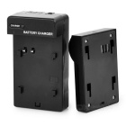 AC Battery Charger Cradle for Canon NB-5L Digital Camera Battery (100~240V)