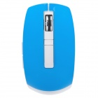 2,4 GHz 800/1200/1600 dpi Wireless Optical Mouse - Blue (2 x AAA)