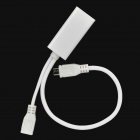 1080P MHL Micro USB Male to HDMI Female + Micro USB Female Adapter Cable for HTC G14/Samsung i9100