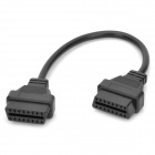 OBD 2 16 Pin Female to 16 Pin Female Cable
