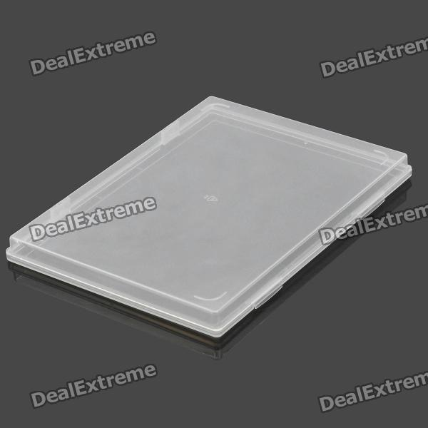 Paper File Document Storage Case - Transparent White coupons