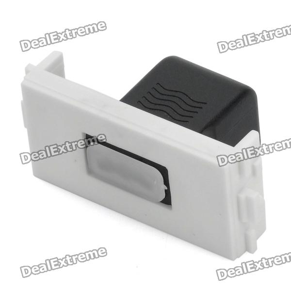 HDMI Female to Female Right-Angle Adapter Module for 86 Panel