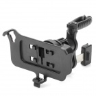 Car Air-Outlet Swivel Mount Holder for Iphone 4 / 4s - Black