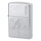 Genuine Zippo Chinese Zodiac Pattern Copper Fluid Lighter - Tiger