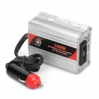 100W Car DC 10~15V to AC 220V Power Inverter - Silver