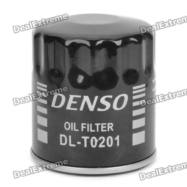 Denso Auto Oil Filter for Chevrolet / Buick - Black 10 mesh filtration stainless steel woven wire cloth screen filter sheet 30 30cm for filtering industrial paint oil water mayitr