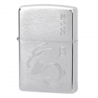 Genuine Zippo Chinese Zodiac Pattern Copper Fluid Lighter - Rabbit