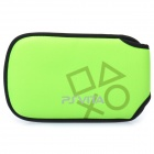 Protective Soft Cloth Pouch for PS Vita - Green