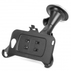 Car Mount Holder + Car Charger for Samsung Galaxy note/i9220/gt-n7000 - Black