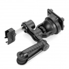 Car Veículos Ar Condicionado Mount Holder para Samsung Galaxy ace/s5830 - Preto