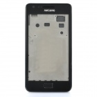 Designer's Replacement Full Housing Case for Samsung i9100 - Black