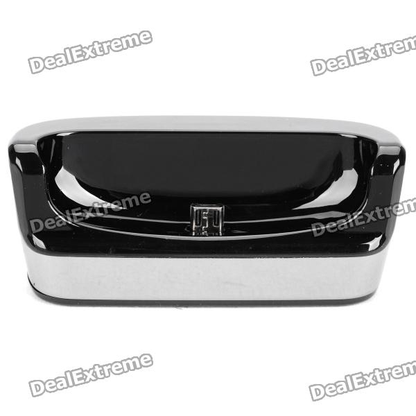 Portable Charging Dock Cradle + USB Data Cable for Samsung Galaxy nexus/i9250 - Black mhl docking station for samsung galaxy note i9220 black silver
