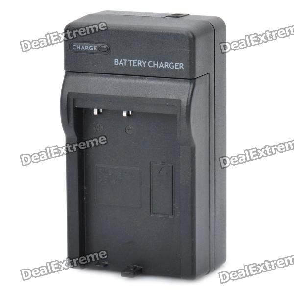 AC Battery Charger Cradle for Sanyo DB-L40A Digital Camera Battery (100~240V)