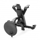 Multifunction Car Mount Holder for Tablet PC - Black
