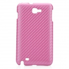 Protective PC Back Case for Samsung i9220 / Galaxy Note / N7000 -Pink