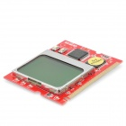 Laptop LCD Analyzer Tester Diagnostic Mini PCI Card
