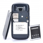"Refurbished Samsung SGH-A877 Touch Phone w/3.2"" OLED Resistive, GSM Quadband and GPS - Blue"