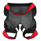 Outdoor Skiing/Skating Hip Protector Pad - Red + Black (L-Size)