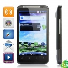 "H4300 Android 2.3 Smartphone WCDMA-TV w / 4,3 ""TFT Kapazitive, Dual SIM, GPS und FM - Black"