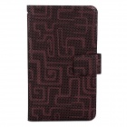 Protective PU Leather Case Pouch for Samsung Galaxy Note i9220 / GT-N7000