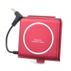 5.5V 2400mAh Rechargeable Back Battery for PSP3000 - Bright Red