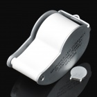 Portable 25mm 40X Jewelers Lupa con 2-White Linterna LED / Detector de dinero (3 x LR1130)