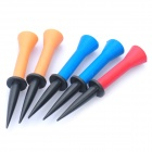Rubber Golf Tees Pack (5-Pack)