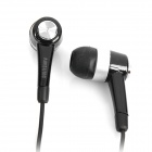 Stylish In-Ear Earphone w/ Microphone / Volume Control for Samsung S5830 (3.5mm Jack / 120cm-Length)