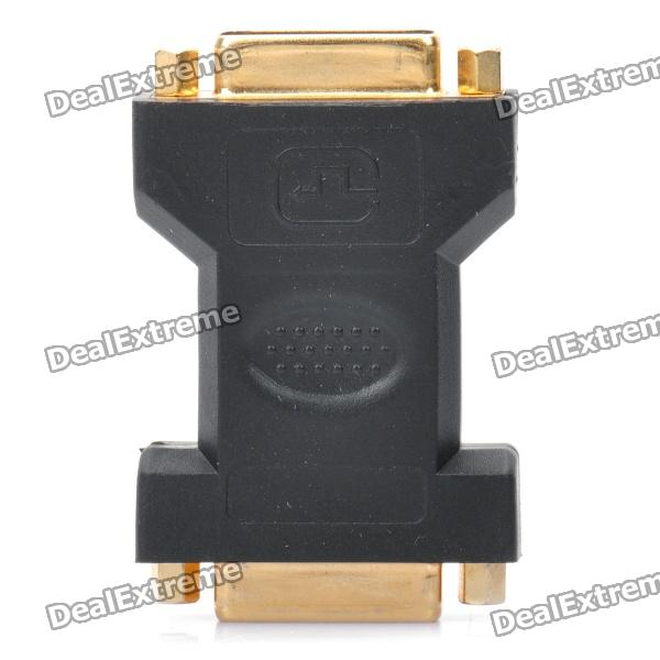 DVI 24 + 5 Female to Female Converter Adapter batterbee a dann how to succeed music new ed bam