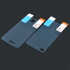 Protective Screen Protector Guard for iPhone 4S - Transparent Blue