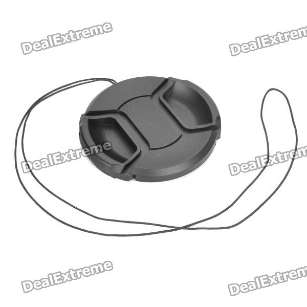 67mm Digital Camera Lens Cap Cover - Black audi a4 a5 q5 intro chr 4244
