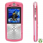 "Refurbished Motorola L7 GSM Bar Phone w/ 1.9"" TFT LCD, Quadband and FM - Pink"