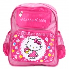 Nettes Hallo Kitty Pattern School Bag - Pink