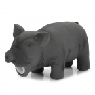 Stress Reliever Squeeze Pig Toy with Realistic Sound Effect - Random Color (Size-S)
