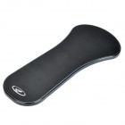2-in-1 Desktop Chair Forearm Support Handrest Mouse Pad - Black
