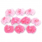 Lovely Hello Kitty Bowknot Hair Pin / Clip (Random Color / 10-Pack)
