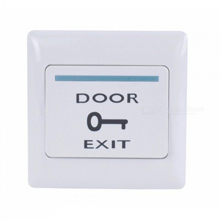 Door Release Button Switch for Electric Access Control (AC 220V)