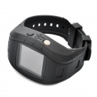 "1.5"" LCD GSM / GPS Personal Position Tracker Wrist Watch - Black"