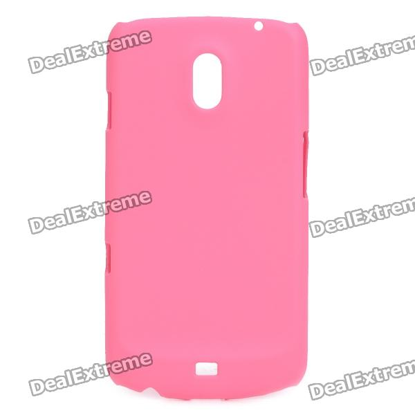 Protective PE Back Case for Samsung Galaxy Nexus i9250 - Pink