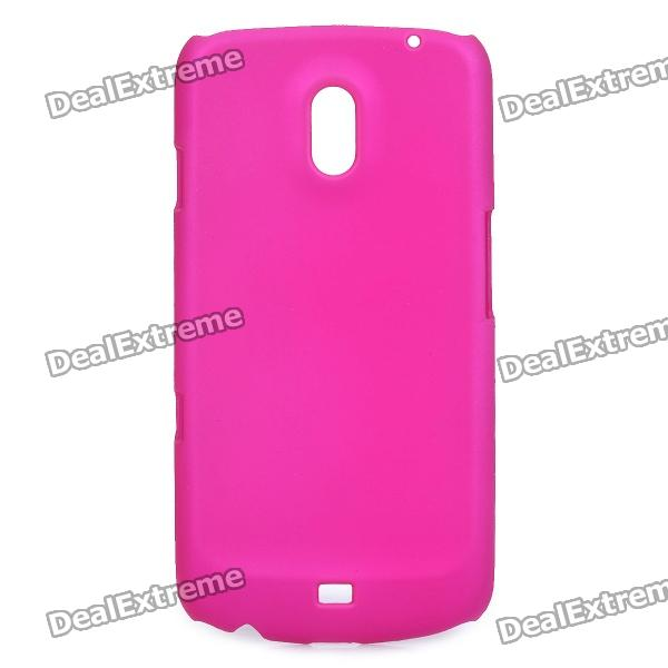 Protective PE Back Case for Samsung Galaxy Nexus i9250 - Deep Pink