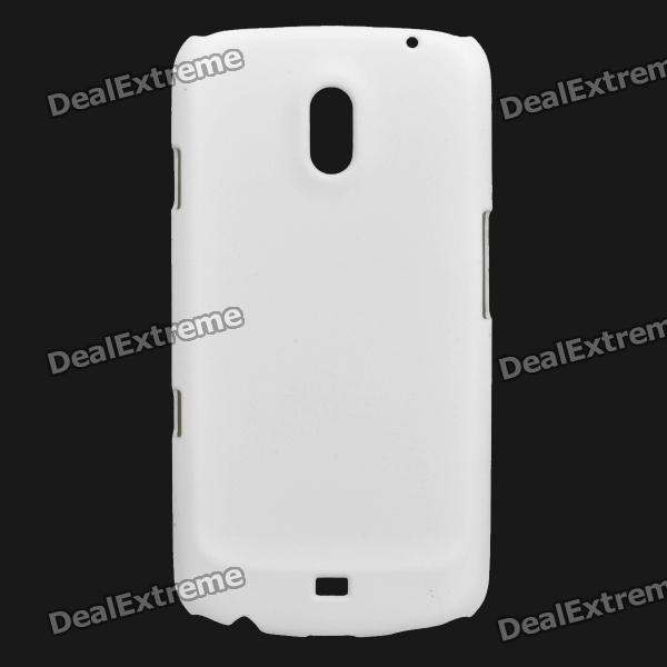 Protective PE Back Case for Samsung Galaxy Nexus i9250 - White