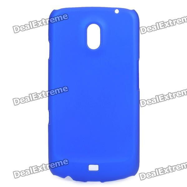 Protective PE Back Case for Samsung Galaxy Nexus i9250 - Blue