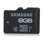 Genuine Samsung Micro SD Card - Black (8GB/Class 10)